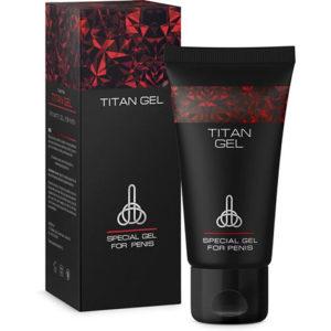 titan gel marirea penisului si cresterea erectiei