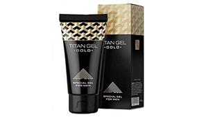 Titan Gel Gold Marire Penis