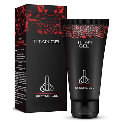 Pachet promotional 2 x Titan Gel