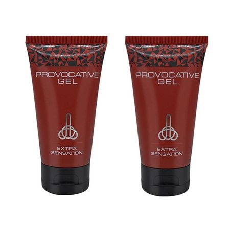 Pachet promotional 2 x Provocative Gel
